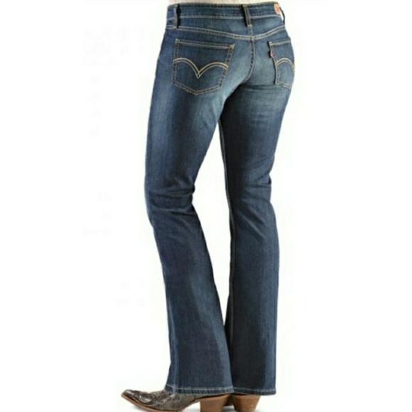 Jeans Bootcut Levis Rise Poshmark Low xZCqHwY8